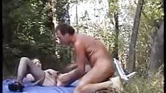 STP5 Teens Woodland Wander Gets Her A Good Fucking !