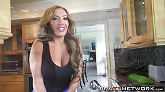 Tyler fucks his friends bombastic busty mom Richelle Ryan
