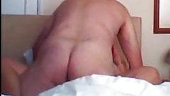 Fingering me to orgasm