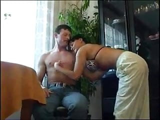Mature woman really enjoying the sex with her new lover