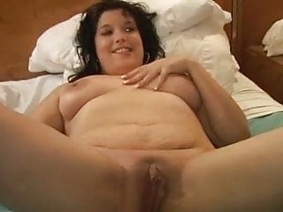 Sexy chubby girl dicked down