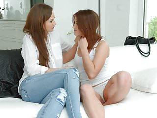 Download video bokep Evalina Darling and Tina Kay in a sensual lesbian scene by Mp4 terbaru