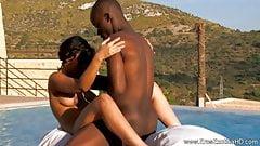 Exotic Ebony Lust Factor 9
