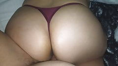 cK VERY HOT THONG!! MY SISTER'S BIG ASS!!