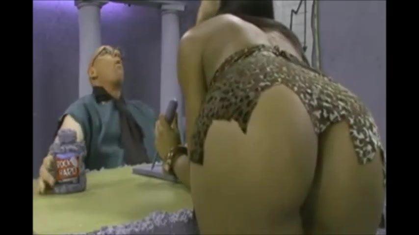 Hot prehistoric black woman fucked hard