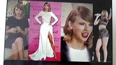 Taylor Swift Jerk of Challenge Cumtribute