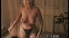 wife dancing