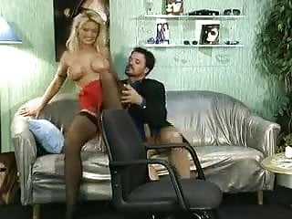 Horny Hot Long Legged Blond