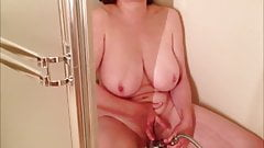 MarieRocks shower masturbation habit