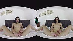 Kara Cherry solo - VR Porn