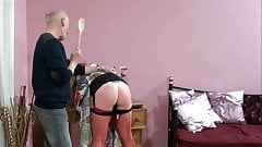 Welsh Beauty Bend Over