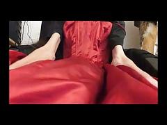 Red Dress 02