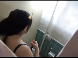 Japanese water park bathroom part 2
