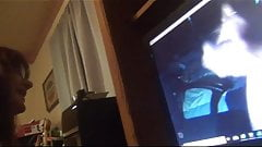 webcam big cummer's Thumb