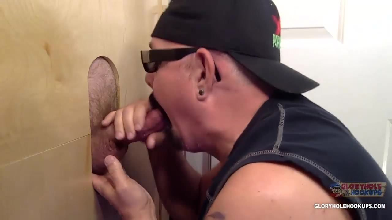 First time gay gloryhole stories