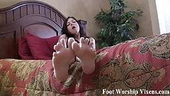 My size 10 feet will make you cum quick