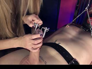 Slave is sounded by his Mistress - Best Sounding Ever