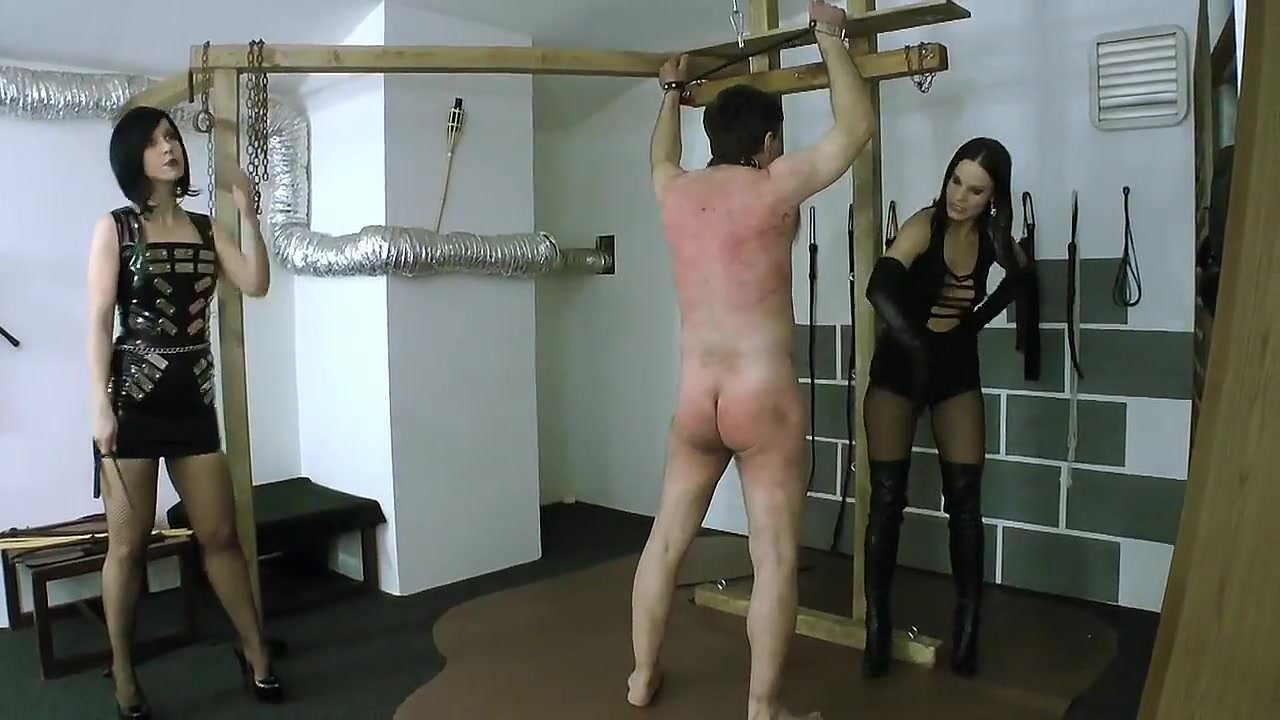 Two Young Ladies Whipping Male Slave 02, Porn 00 Xhamster-8386