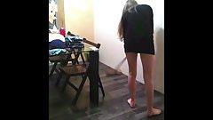 Barefoot Teen
