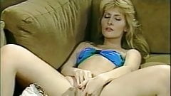 Tanya Foxx and friend masturbate, friend gets spanking