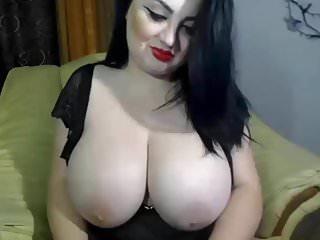 Webcam Hardcore Part 75: Big Titts!