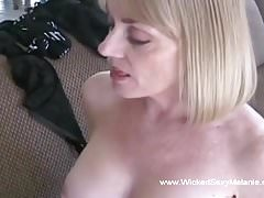Closeup Blowjob From Amateur GILF