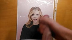 Chloe Grace Moretz, Amazed at Laggies Photoshoot Tribute