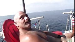 Let's go for sailing to have fuck with daddies! pt2