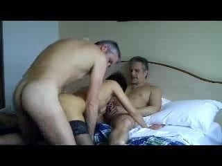 Free download & watch young prostitute with two older man          porn movies