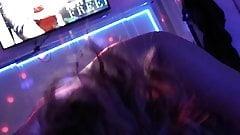 Tinder date sucking dick at first date - Hidden Cam