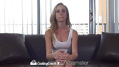 HD CastingCouch-X - Amateur Taylor Whyte gets pussy stuffed