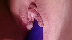 Time for myself Pt 2: Edging with purple dildo