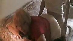 Granny serve his own grandson