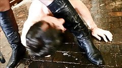 Filthy Flat Boot Trample.