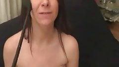 fist Fucking Slave girl