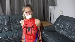 Violet Haze Spidergirl Captured EP 1