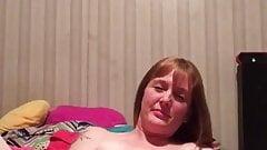 Sister squirt masturbate hidden on phone