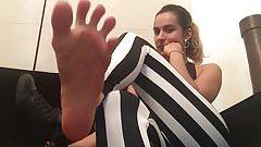 All star preto sem meias