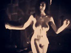Lillian Parker dances to 'Jumping Jack Flash'