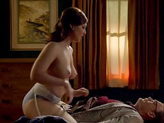 Erin Cummings Nude Scene In Masters of Sex ScandalPlanet.Com