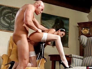 Ruining His French Maid Sexually