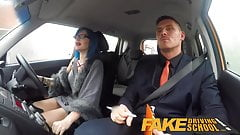 Fake Driving School Sexy emo gets her ass pounded's Thumb