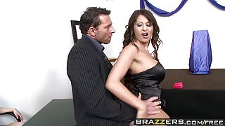 Brazzers - Baby Got Boobs -  Boobie CUNTestant scene starrin