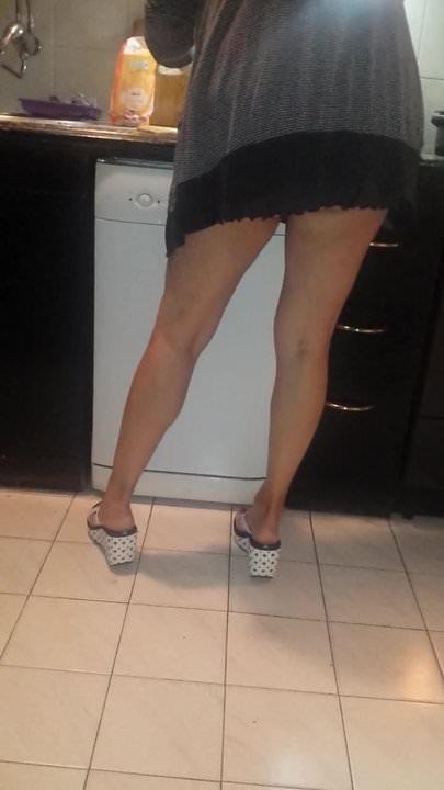 Duge seksi noge porno