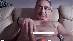 spanish grandpa show how to wank
