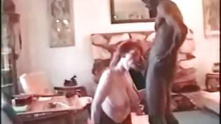 Cuckold MILFs sissy husband brings his wife to BBC bull