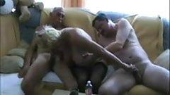 Older Threesome