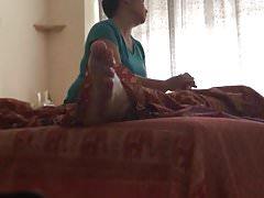Happy ending thai massage