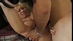 Classic Mature Cougar Greta Carlson