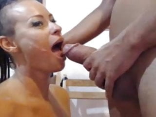 Preview 6 of Wife gives amazing BJ before getting eaten & facial